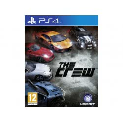 UBISOFT PS4 The Crew Standard Edition 3307215748824 3307215748824