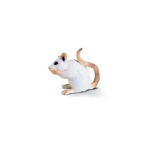 Schleich Ποντικάκι Άσπρο SC14406 4005086144064