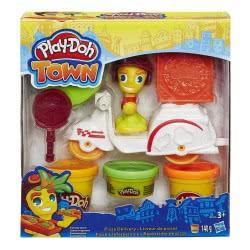 Hasbro Play-Doh Town Mini Vehicle B5959 5010994942755
