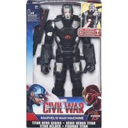 Hasbro Captain America War Machine Electronic Titan Hero B6179 5010994960551