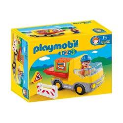 Playmobil Φορτηγό Με Ανατρεπόμενη Καρότσα 6960 4008789069603