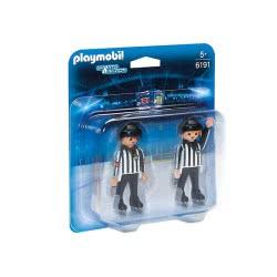 Playmobil Διαιτητές Ice Hockey 6191 4008789061911