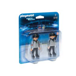 Playmobil Ice Hockey Referees 6191 4008789061911
