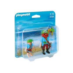 Playmobil Duo Pack πειρατές 5164 4008789051646