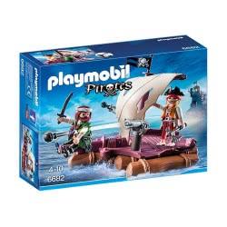 Playmobil Pirate Raft 6682 4008789066824