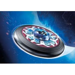 Playmobil Ιπτάμενος Δίσκος με εξωγήινο 6182 4008789061829