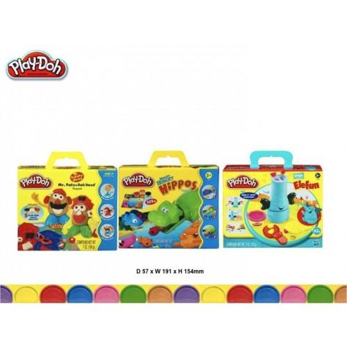 Hasbro Play-Doh Καλούπια Αγαπημένοι Ήρωες 24093 5010994432416
