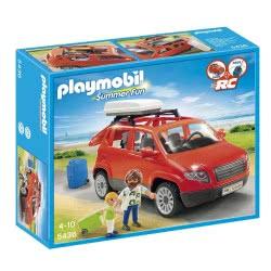Playmobil Οικογενειακό Όχημα SUV 5436 4008789054364