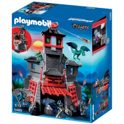Playmobil Μυστικό Φρούριο Δράκων 5480 4008789054807