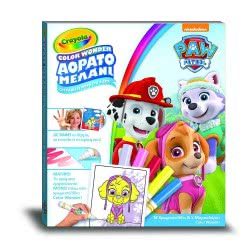 Crayola COLOR WONDER PAW PATROL ΑΟΡΑΤΟ ΜΕΛΑΝΙ 12796.6900 8056379041566