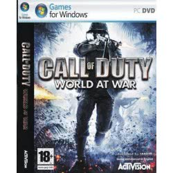Activision PC Call Of Duty World At War 5030917063404 5030917063404