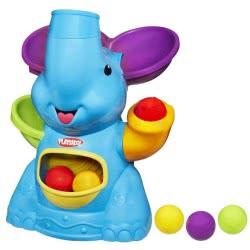 PLAYSKOOL Elephant Busy Ball Popper 31943 5010994575595