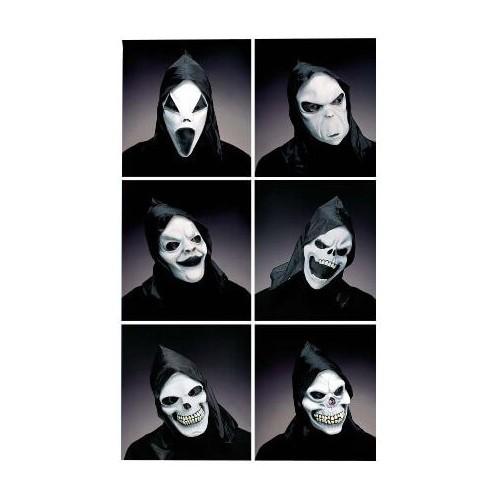 maskarata Μάσκα φάντασμα φωσφοριζε ΙΤ78380 8003558838004