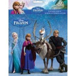 GIM Sticker Disney Frozen Album Για Αυτοκόλλητα 771-80091 5204549084179