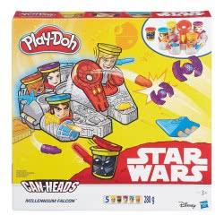 Hasbro Play-Doh Star Wars Millenium Falcon B0002 5010994863623