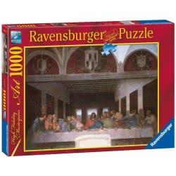 Ravensburger Παζλ 1000τεμ. Da Vinci Ο Μυστικός Δείπνος 05-15776 4005556157761