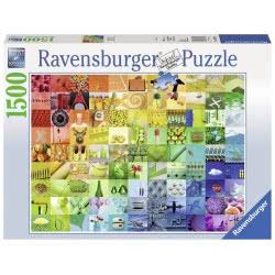 Ravensburger Παζλ 1500τεμ. 99 Χρώματα 05-16322 4005556163229