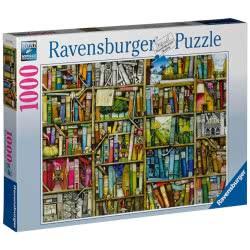 Ravensburger Παζλ 1000Τεμ. Μαγική Βιβλιοθήκη 05-19137 4005556191376
