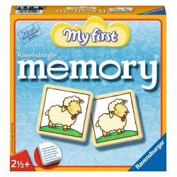 Ravensburger Επιτραπέζιο Memory Το Πρώτο Μου Memory 21129 4005556211296