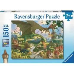 Ravensburger Παζλ 150τεμ. Ιπτάμενοι Δράκοι 05-10022 4005556100224