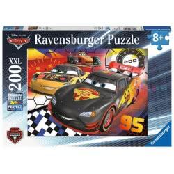 Ravensburger Παζλ 200Τεμ. XXL Cars Στην Πίστα 05-12819 4005556128198