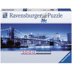 Ravensburger Παζλ 1000Τεμ. Φωτισμένη Νεα Υόρκη 05-15050 4005556150502
