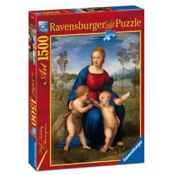 Ravensburger Παζλ 1500Τεμ. Η Παναγία 16249 4005556162499