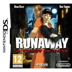 Nintendo DS RUNAWAY TWIST OF FATE 3512289016353 3512289016353