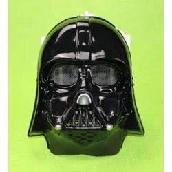 maskarata Αποκριάτικη μάσκα διαστήματος μαύρου ήρωα Α0295 5200304402950