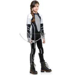 CLOWN Αποκριάτικη παιδική στολή φόρμα Survivor Hunter No 12 28412 5203359284120