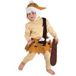CLOWN Αποκριάτικη παιδική στολή Cave Boy No 04 33604 5203359336041