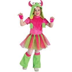 CLOWN Αποκριάτικη παιδική στολή Sweet Monster No 06 39806 5203359398063