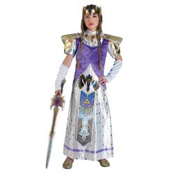 CLOWN Αποκριάτικη παιδική στολή Princess Zelda No 08 44708 5203359447082