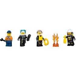 LEGO City Fire Σετ Εκκίνησης Πυρόσβεσης 60106 5702015591744