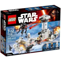 LEGO Star Wars Hoth Attack Hoth Attack 75138 5702015591843