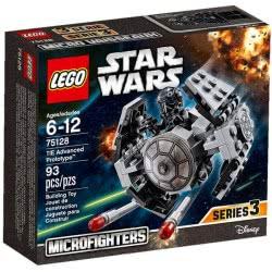 LEGO STAR WARS TIE Advanced Prototype 75128 5702015590631