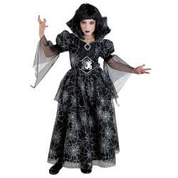 maskarata Αποκριάτικη παιδική στολή Βασίλισσα του σκότους Νo 06 26206 5203359262067