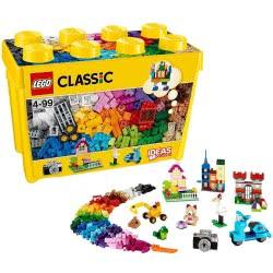 LEGO Classic Μεγάλο Κουτί με Τουβλάκια για Δημιουργίες 10698 5702015357197