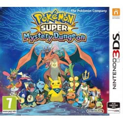 Nintendo 3DS Pokemon Super Mystery Dungeon 045496529680 045496529680
