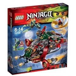 LEGO NINJAGO Ronin R.E.X. Ρόνιν R.E.X. 70735 5702015347327