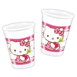 PROCOS Ποτήρια Hello Kitty Hearts 081793 5201184817933