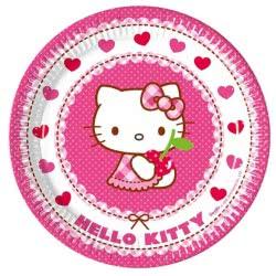 PROCOS Πιάτα Hello Kitty Hearts Μεσαία 081792 5201184817926
