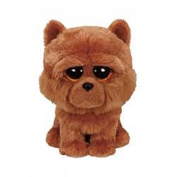 ty Beanie Boos Χνουδωτός Καφέ Σκύλος Barley 15 εκ. 1607-36193 008421361939