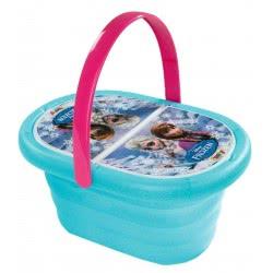 Smoby Παιδικό Καλάθι Πικ-Νικ Disney Frozen Picnic Basket 7-024485 3032160244854