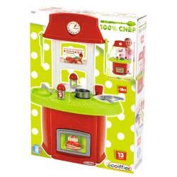 ecoiffier Κουζίνα Mini Chef 1709 3280250017097