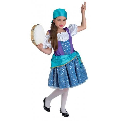 CLOWN Αποκριάτικη παιδική στολή Εσμεράλδα No 04 53104 5203359531040