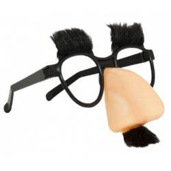 Christakopoulos Αποκριάτικα γυαλιά με φρύδια μύτη και μουστάκι 7800 5212007535477