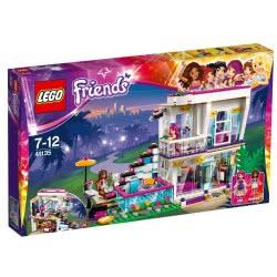 LEGO Friends Livi`S Pop Star House Το Σπίτι Της Ποπ Σταρ Λίβι 41135 5702015593663