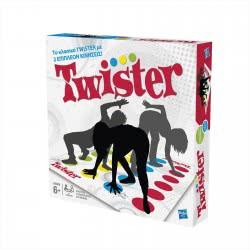 Hasbro Επιτραπέζιο Παιχνίδι Twister 98831 5010994644956