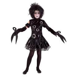 CLOWN Αποκριάτικη παιδική στολή Ψαλιδοχέρα Scissorhands No 08 25908 5203359259081